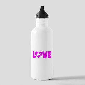 LOVE TORTOISE Stainless Water Bottle 1.0L