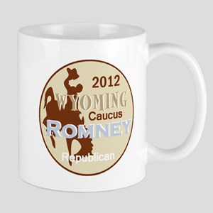 Romney WYOMING Mug