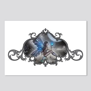 The Doodler Gothic Fairy Fant Postcards (Package o