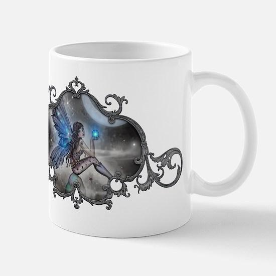 The Doodler Gothic Fairy Fant Mug