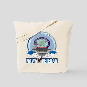 CVN-76 USS Reagan Tote Bag