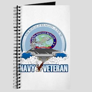 CVN-76 USS Reagan Journal