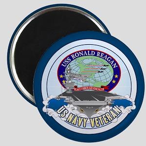 CVN-76 USS Reagan Magnet
