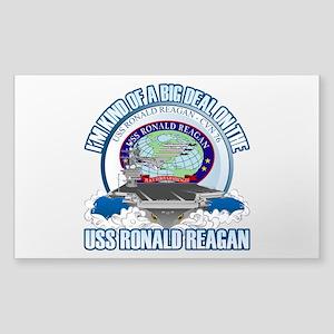 I'm A Kind Of A Big Deal Sticker (Rectangle)
