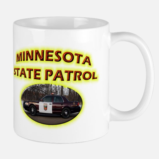Minnesota State Patrol Mug
