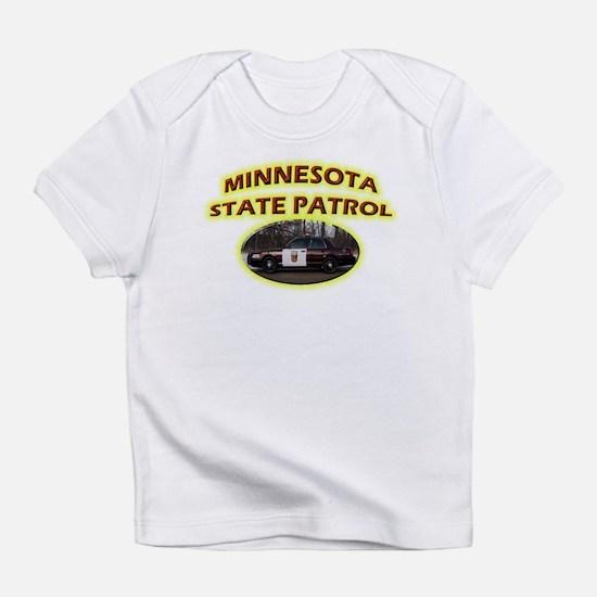 Minnesota State Patrol Infant T-Shirt