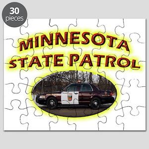 Minnesota State Patrol Puzzle