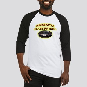 Minnesota State Patrol Baseball Jersey
