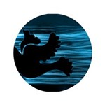 Black Dove Flying through Blu 3.5