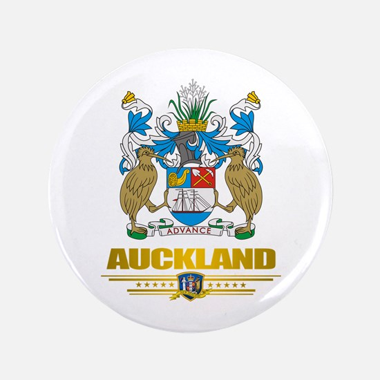"""Auckland"" 3.5"" Button"