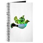 Green Bird Design - Flying Do Journal