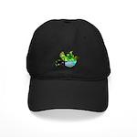Green Bird Design - Flying Do Black Cap