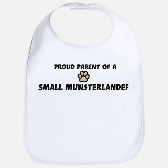 Proud Parent: Small Munsterla Bib