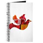 Red Bird Dove Flight Journal