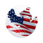 USA American Flag Freedom Dov 3.5