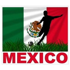 Mexico Wall Art Canvas Art