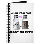 We go together like salt and Journal