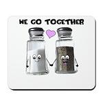 We belong together Mousepad