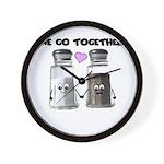 We belong together Wall Clock