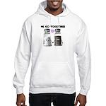 We belong together Hooded Sweatshirt