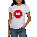 Stop Go Women's T-Shirt