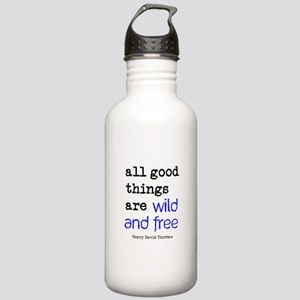 Wild and Free Stainless Water Bottle 1.0L