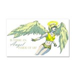 Angel - Car Magnet 20 x 12