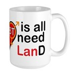 Maryland is Marry-Land Large Mug