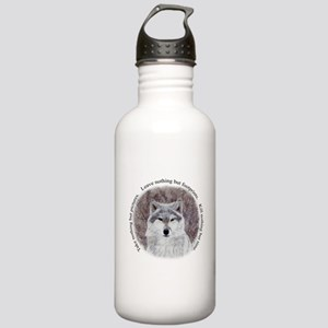Timeless Wisdom Stainless Water Bottle 1.0L