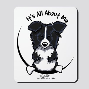 Border Collie IAAM Mousepad