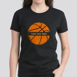 Basketball Personalized Women's Classic T-Shirt