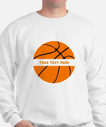 Basketball Personalized Sweatshirt