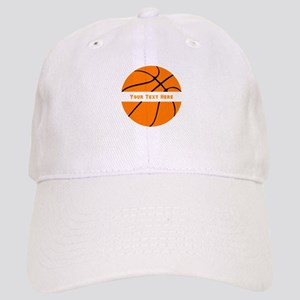 Basketball Personalized Cap