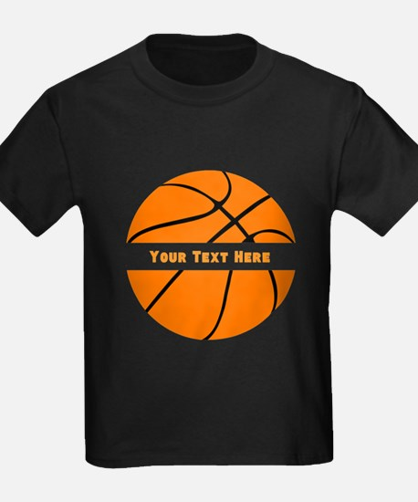 Basketball Personalized T