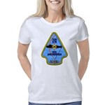 archerfish patch transpare Women's Classic T-Shirt