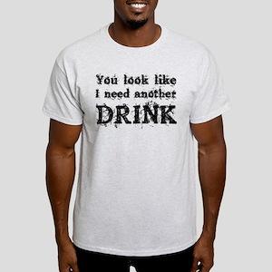 Drinking Humor Light T-Shirt