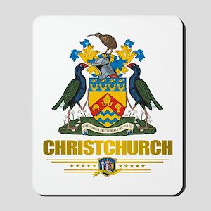 """""""Christchurch COA"""" Mousepad"""