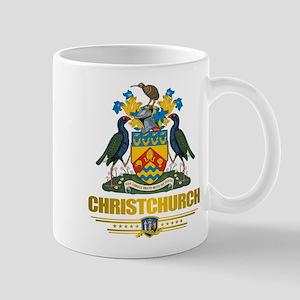 """Christchurch COA"" Mug"