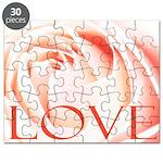 Love Rose Puzzle