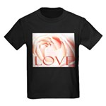Love Rose Kids Dark T-Shirt