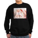 Love Rose Sweatshirt (dark)