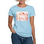Love Rose Women's Light T-Shirt