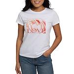 Love Rose Women's T-Shirt