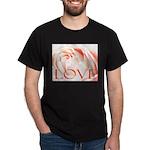 Love Rose Dark T-Shirt