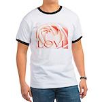 Love Rose Ringer T