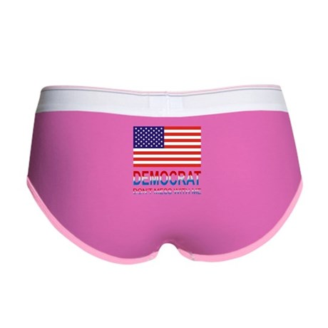 Democrat Women's Boy Brief