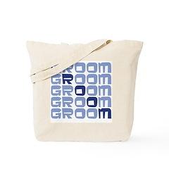 Line Groom Tote Bag