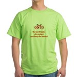 The last 99 miles... Green T-Shirt