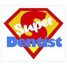 Funny Dentist Dental Humor Wall Art Poster