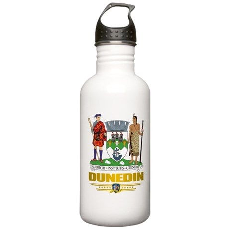 """Dunedin NZ"" Stainless Water Bottle 1.0L"